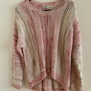 Urban Outfitters Thick Pink Sweater